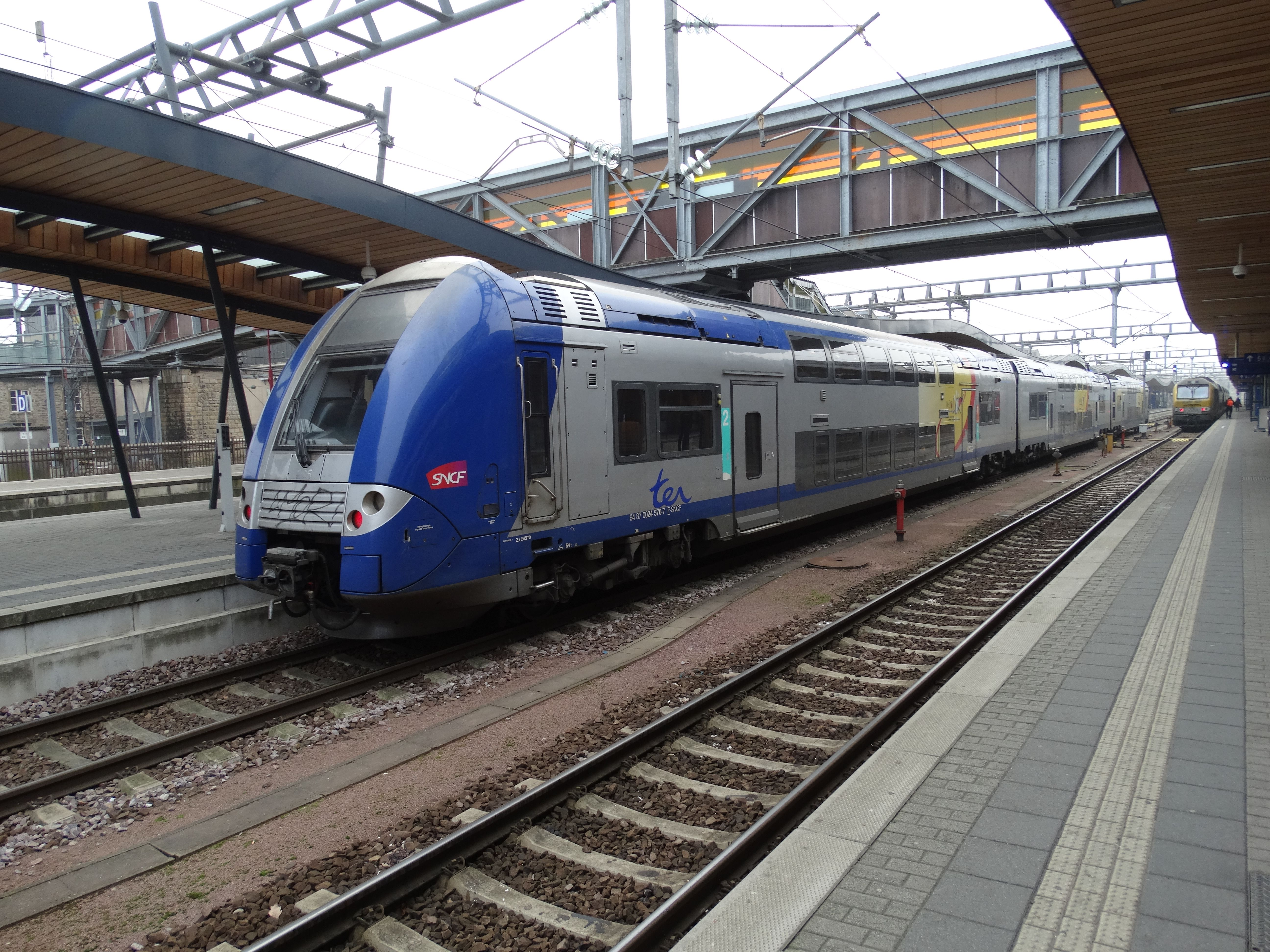 Railpics club - FUNET railway pictures archive - Luxembourg