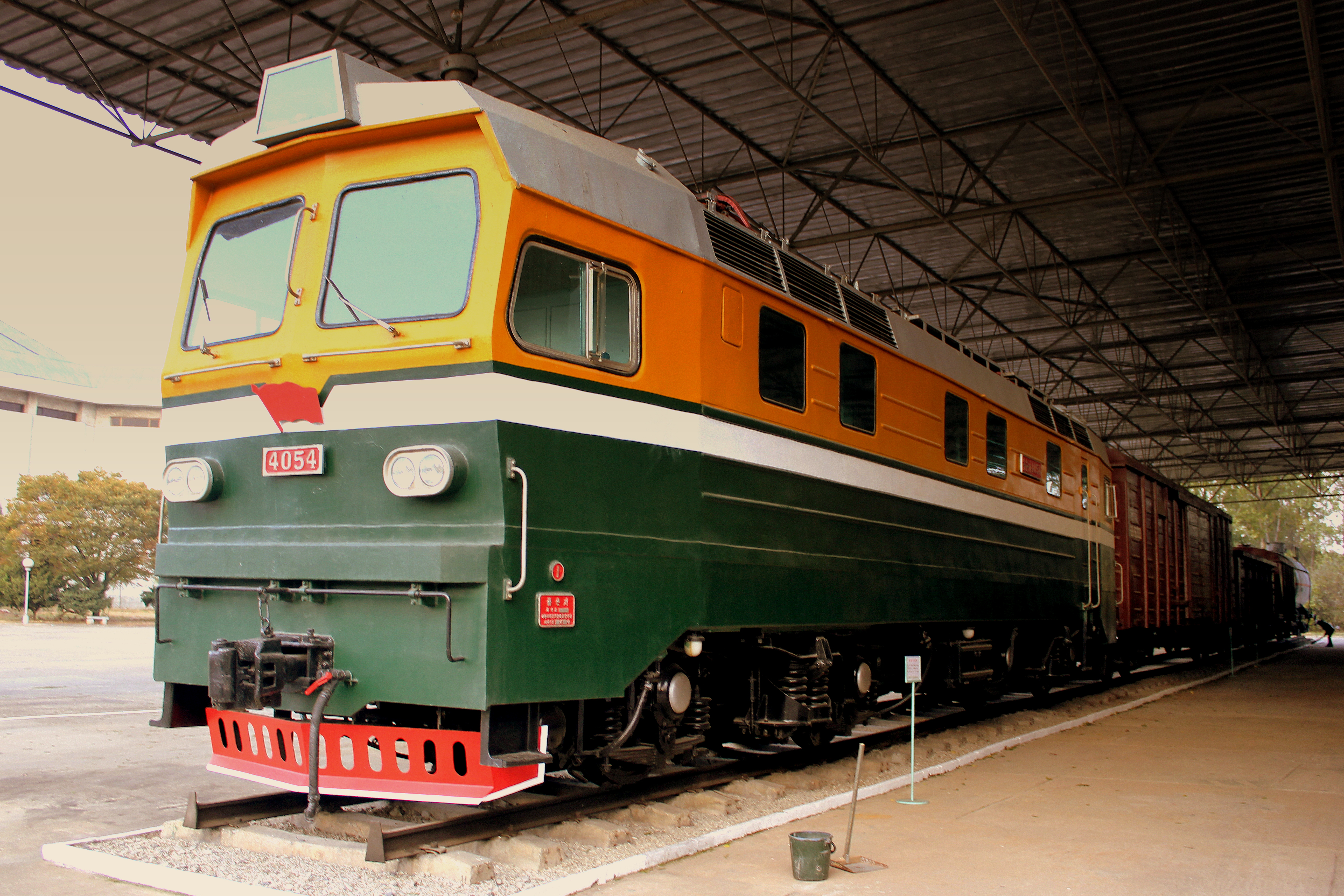 FUNET Railway Photography Archive: North Korea