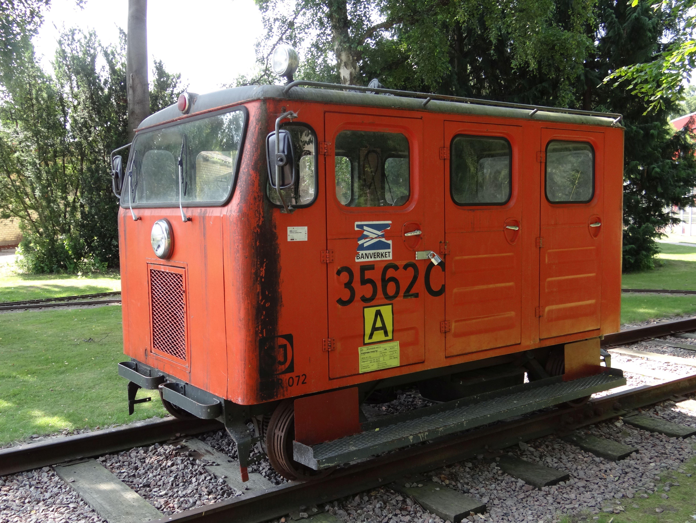 FUNET Railway Photography Archive: Sweden - Miscellaneous