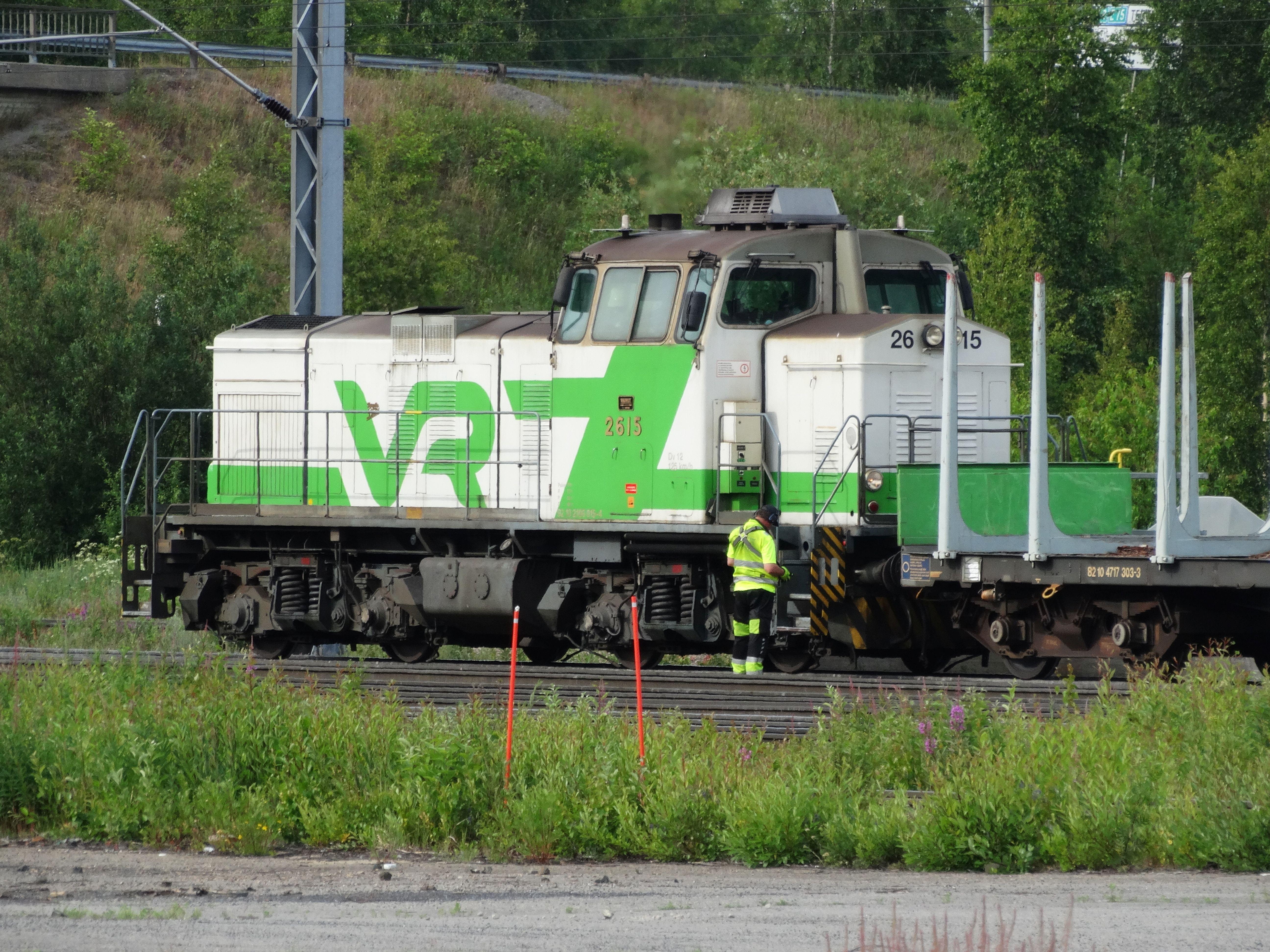 FUNET Railway Photography Archive: Finland - diesel locomotives