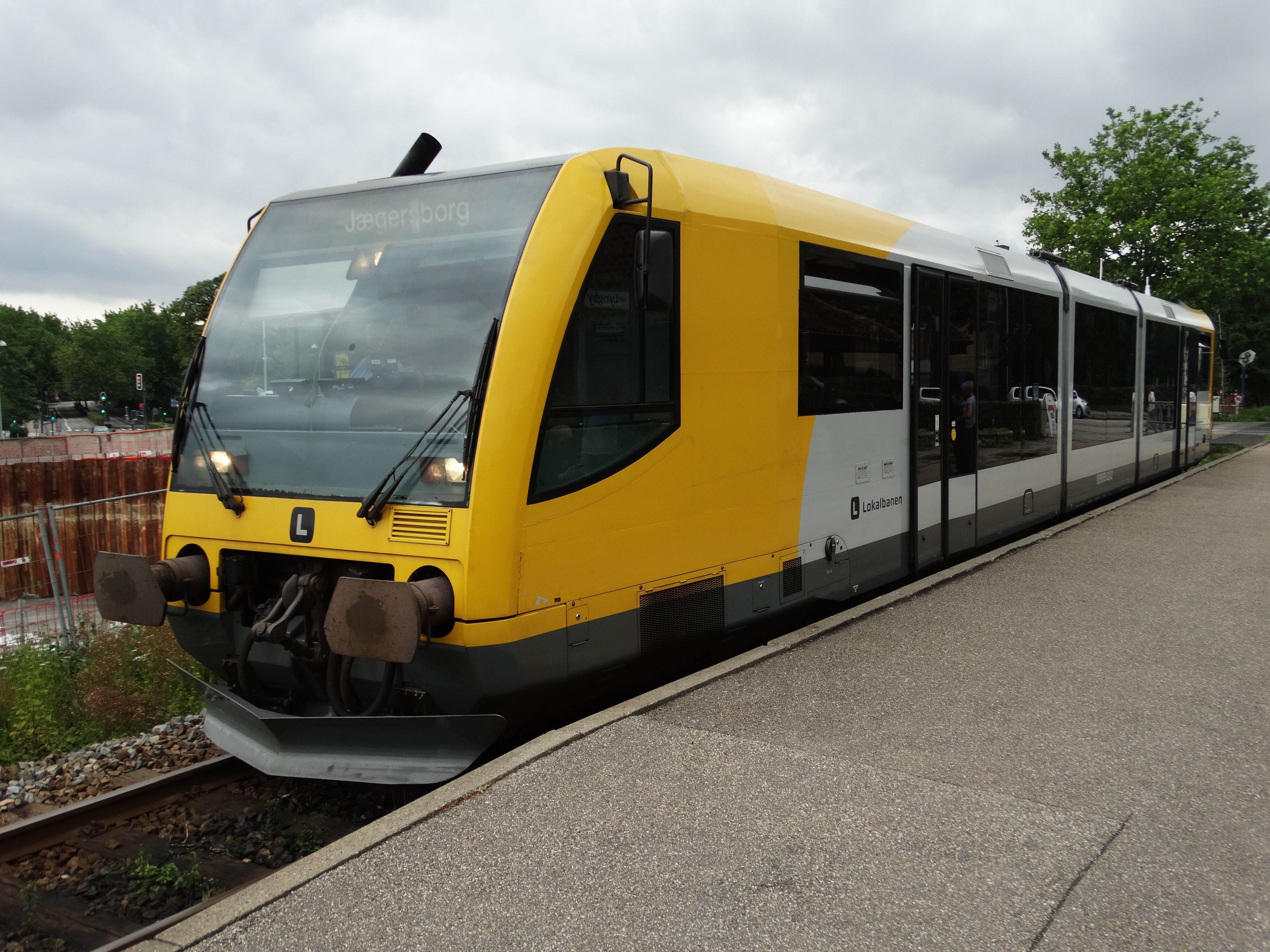 FUNET Railway Photography Archive: Denmark - private rail